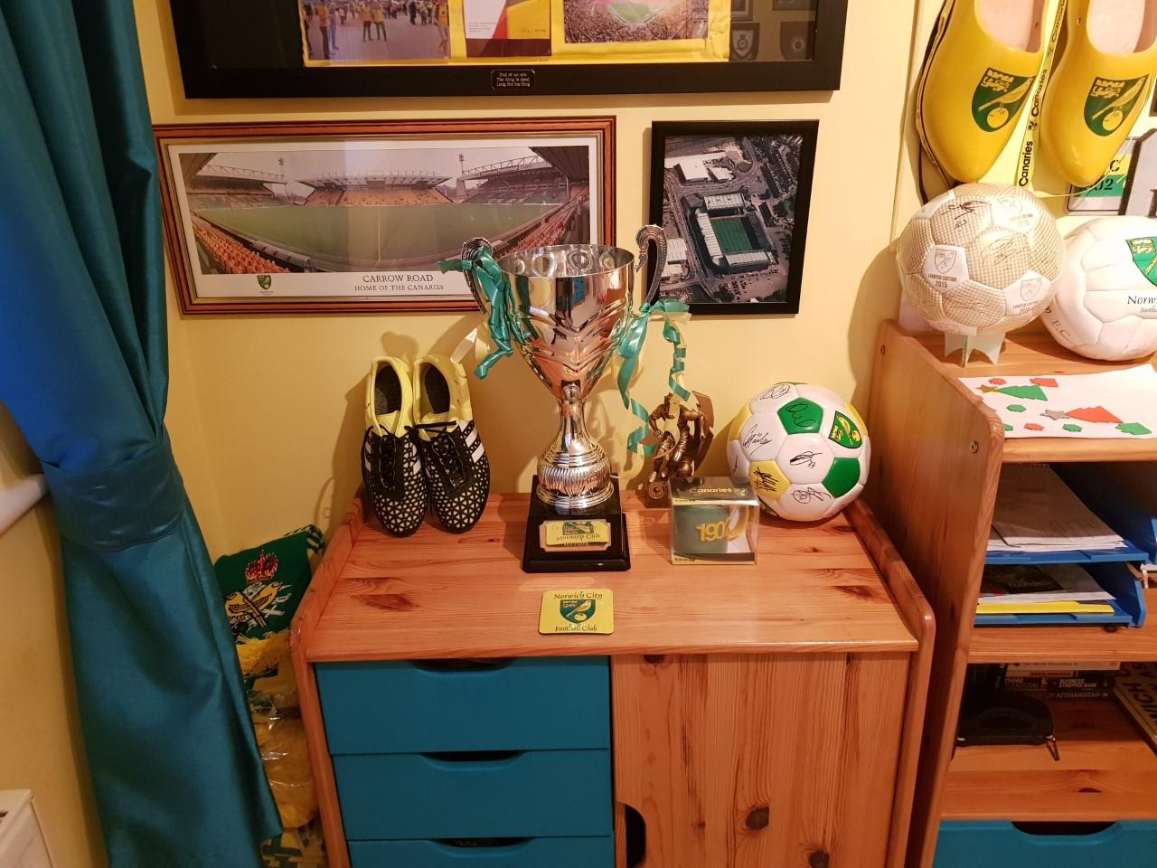 CSF Trophy 2018