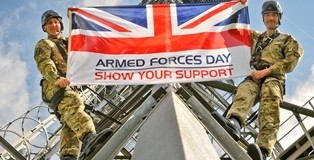 Armed Forces Day 28th June 2014
