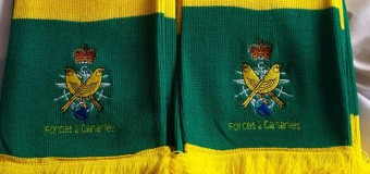 Forces2Canaries AGM