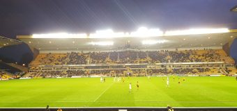 Cracking win at Molineux