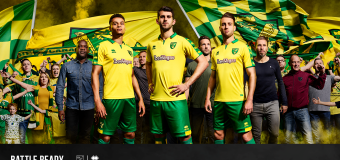 New NCFC shirt for 2017-2018