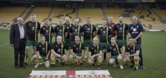 9th F2C Football match at Carrow Road