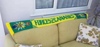 Latest F2C Scarf now available