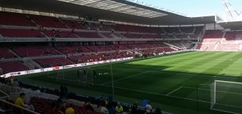Middlesbrough Away/Wigan Forces game