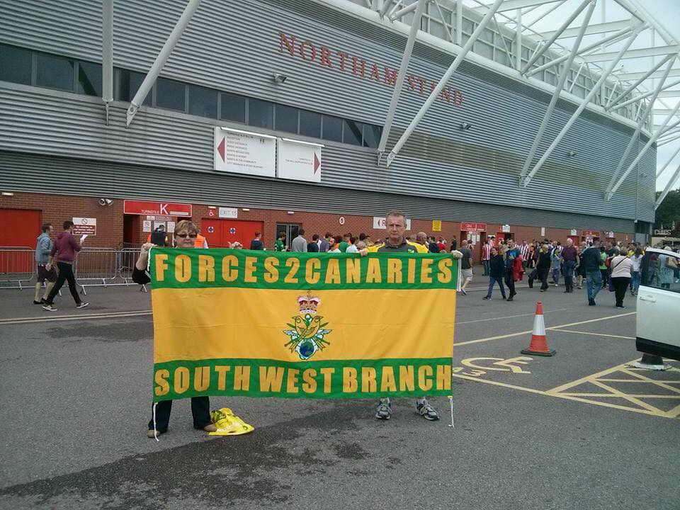Southampton away Aug 2015
